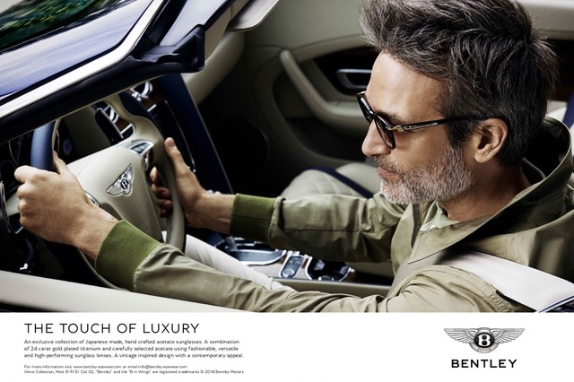 Bentley Eyewear Sonnenbrillen Model Bart Auto Bentley Drive